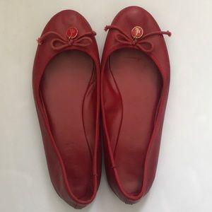 Ralph Lauren Ballerina Flats